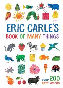 9781524788674 eric carle's book of many things