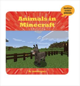 9781534129832 animals in minecraft