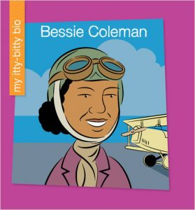 9781534142664 bessie coleman
