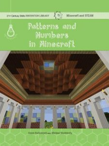 9781534143166 patterns and numbers in minecraft