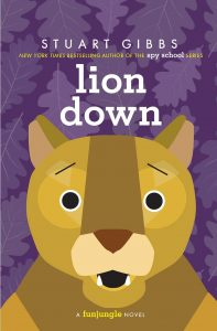 9781534424739 a funjungle novel lion down
