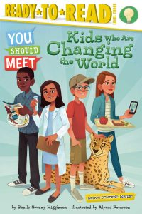 9781534432147 ready to read level three you should meet kids who are changing the world