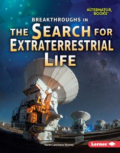 9781541538726 alternator books breakthroughs in extraterrestrial life