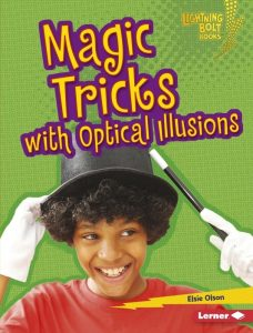 9781541538962 magic tricks with optical illusions