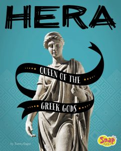 9781543554533 snap books hera queen of the greek gods