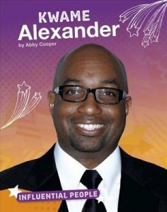 9781543557923 kwame alexander influential people
