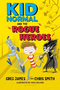 9781547600984 kid normal and the rogue heroes