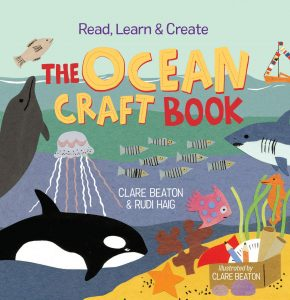9781580899413 read learn and create the ocean craft book