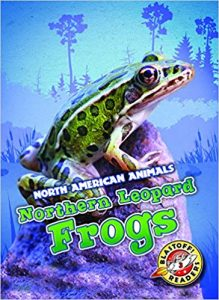 9781626179134 northern leopard frogs