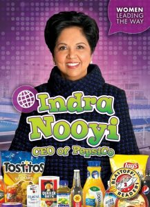 9781626179417 women leading the way indra nooyi
