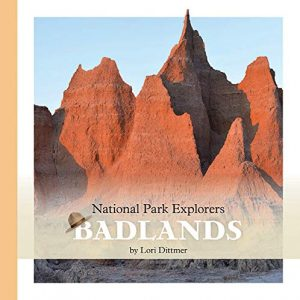 9781628326536 national park explorers badlands