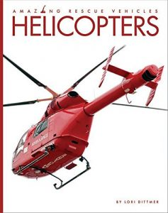 9781640260436 amazing rescue vehicles helicopters