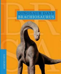 9781640260467 dinosaur days brachiosaurus