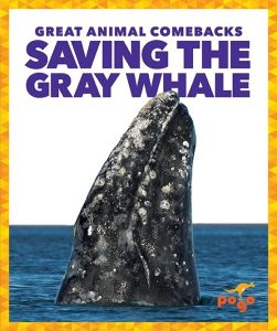 9781641282826 great animal comebacks saving the gray whale