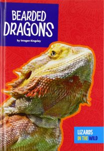 9781681515540 lizards in the wild bearded dragons