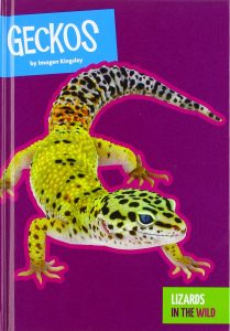 9781681515564 lizards in the wild geckos