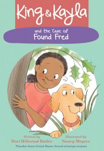9781682630532 king and kayla and the case of found fred