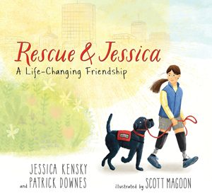 Rescue-Jessica-schneider-childrens-book-award-winner
