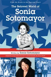 Beloved World of Sonia Sotomayor yalsa finalist