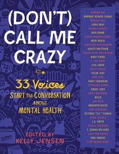 don't call me crazy 33 voices jensen 2019 schneider family teen honor book