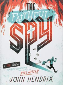 faithful spy john hendrix yalsa award finalist 2019