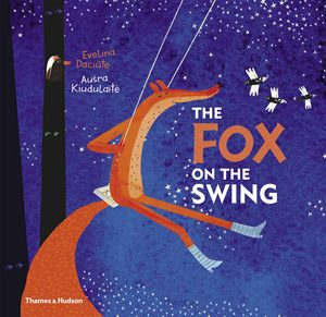 fox on the swing 2019 mildred batchelder award winner