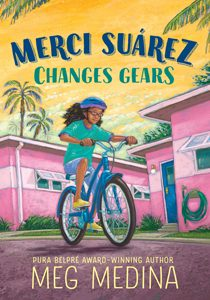 merci suarez changes gears meg medina 2019 john newbery award winner