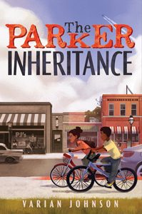 parker inheritance varian johnson 2019 coretta scott king author honor book winner
