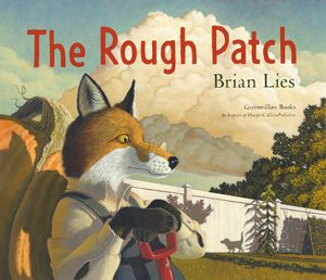 rough patch brian lies randolph caldecot honor book