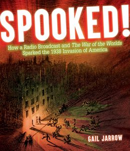 spooked gail jarrow robert f sibert informational honor book 2019