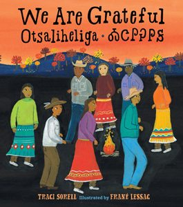 we are grateful traci sorell robert f sibert information honor book