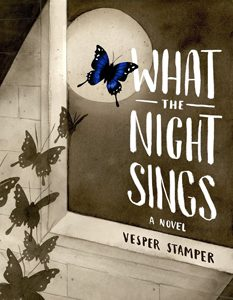 what the night sings vesper stamper william morris award finalist