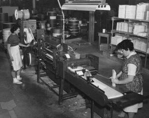 1962 Endleaf Machine