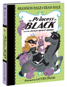book 3 3 d princess in black hungry bunny horde