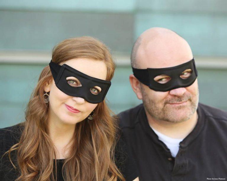 shannon and dean hale masks