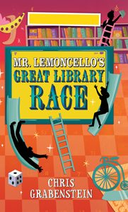 mr lemoncellos great library race