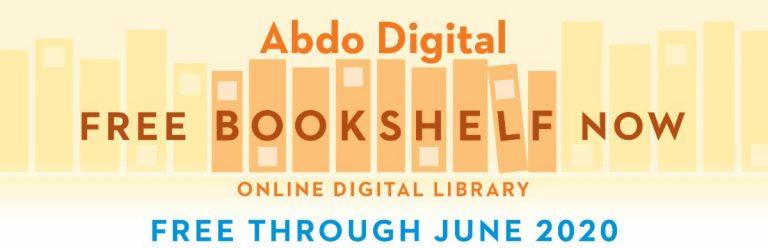 Abdo Digital Free Bookshelf Logo
