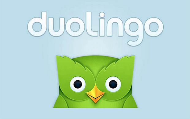 duolingo web page