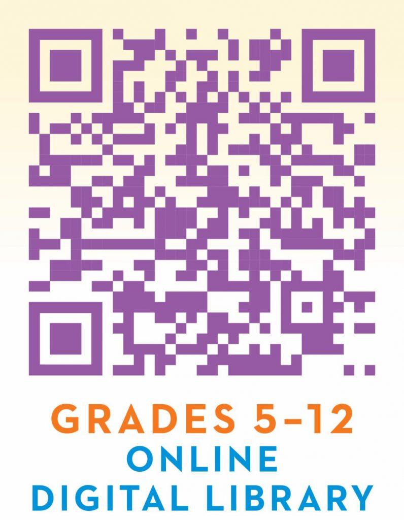 QRCode Grades 5-12