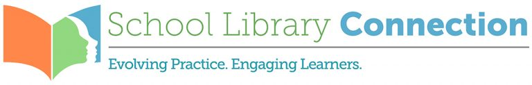 school library connection logo