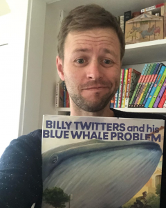 Mac Barnett Billy Twitters and his Blue What Problem