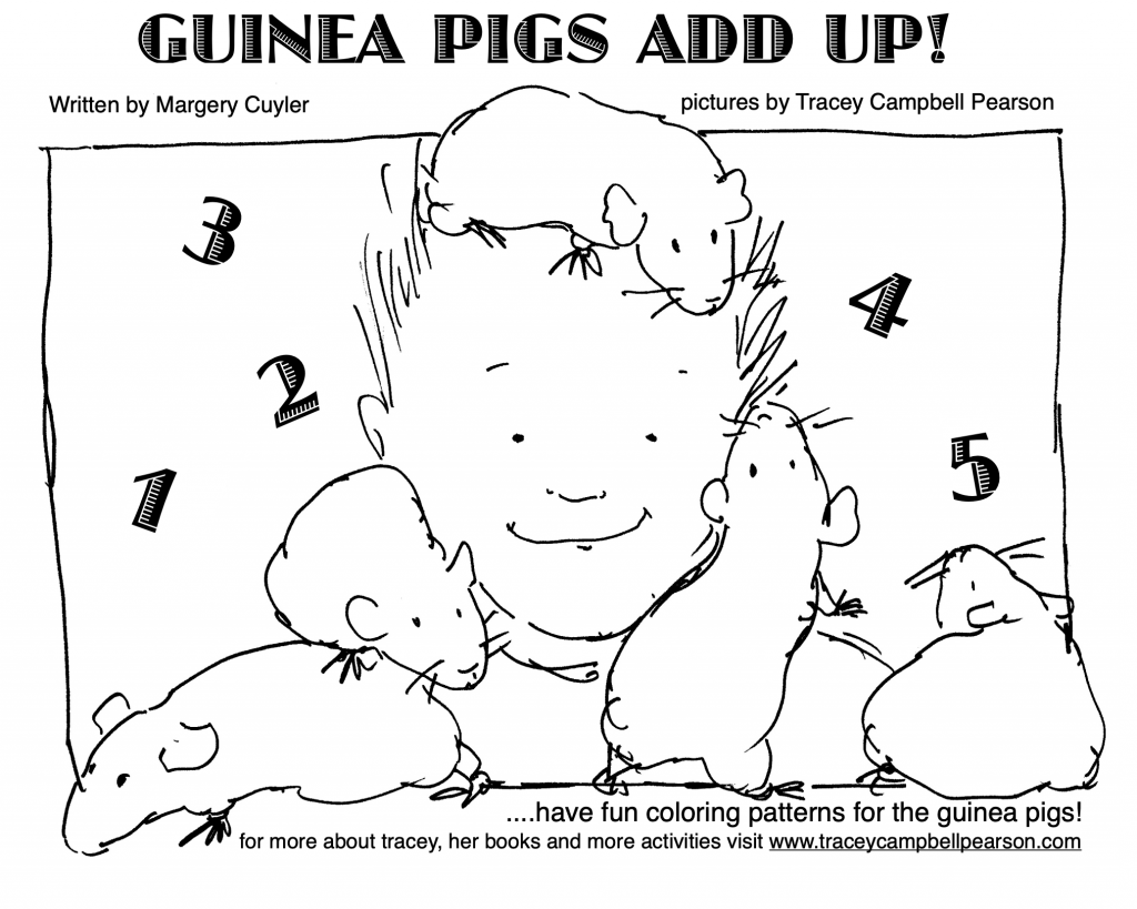 Tracey Campbell Pearson Fun Activity Pages