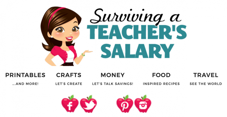 Surviving a Teacher's Salary Web Page