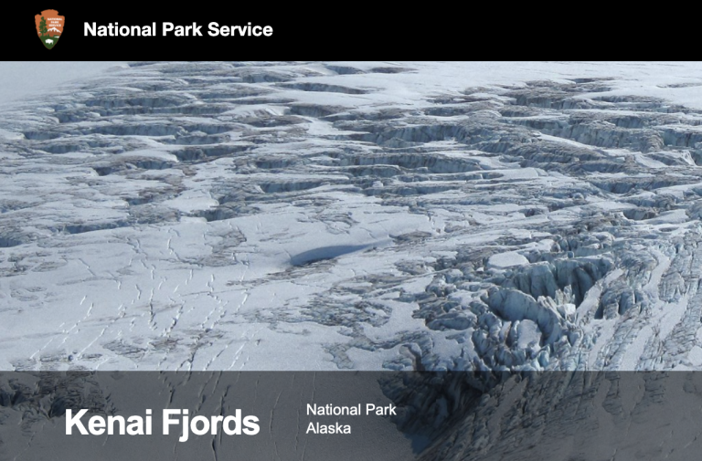National Park Service Kenai Fjords