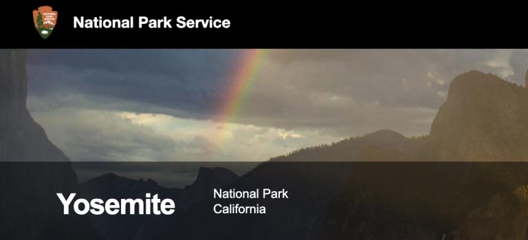 National Park Service Yosemite