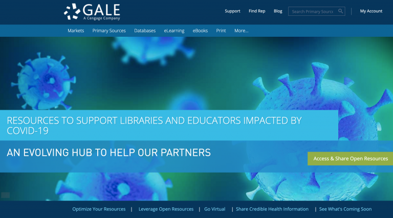 gale cengage company