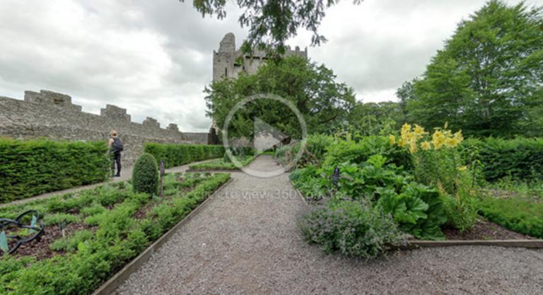 Virtual Visit Tour Garden