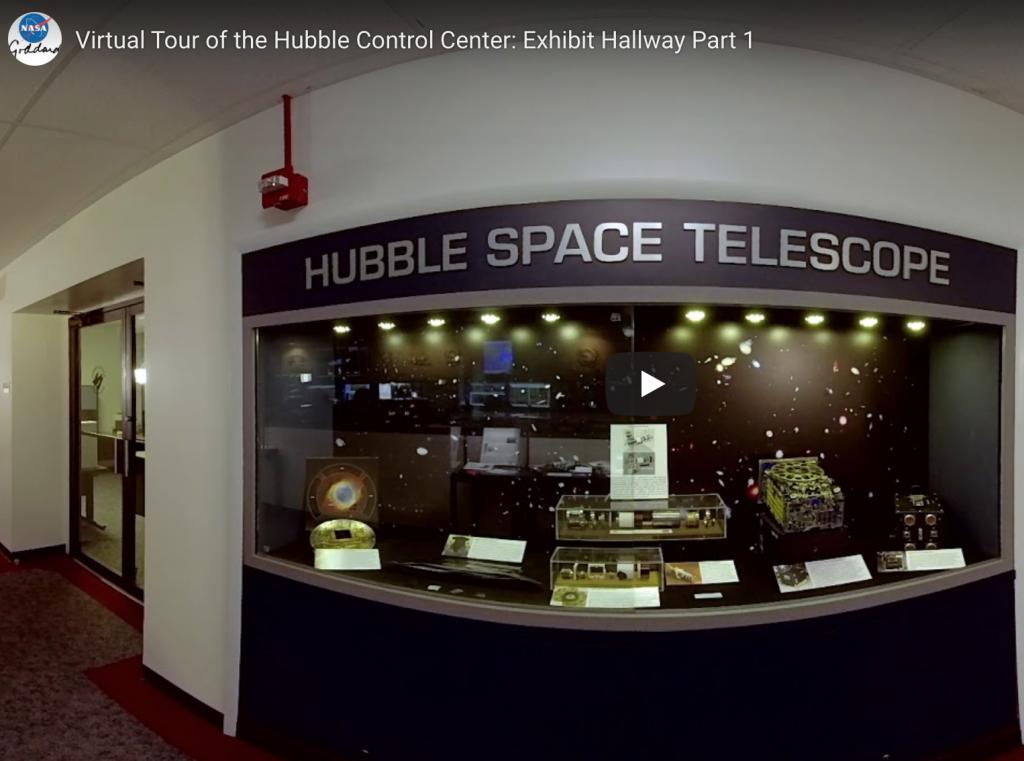 Hubble Control Center Virtual Tour