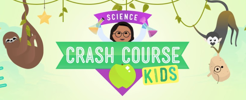 crash course kids SCIENCE logo