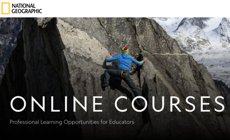 national geographic online courses